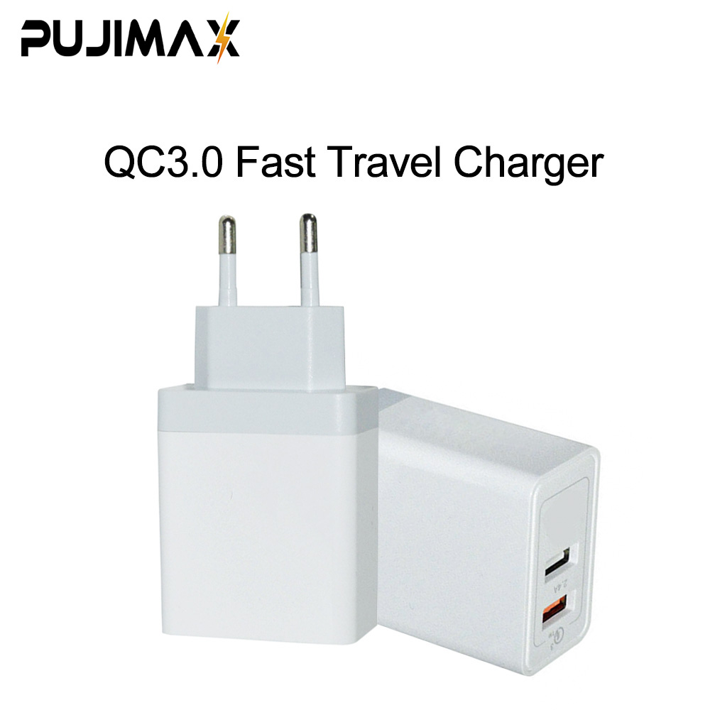 Travel Charger-QC3.0+2.4A