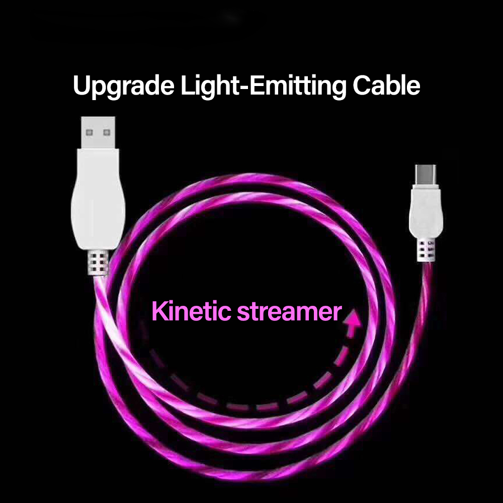 Light-Emitting Cable