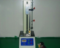 Wire tension testing machine